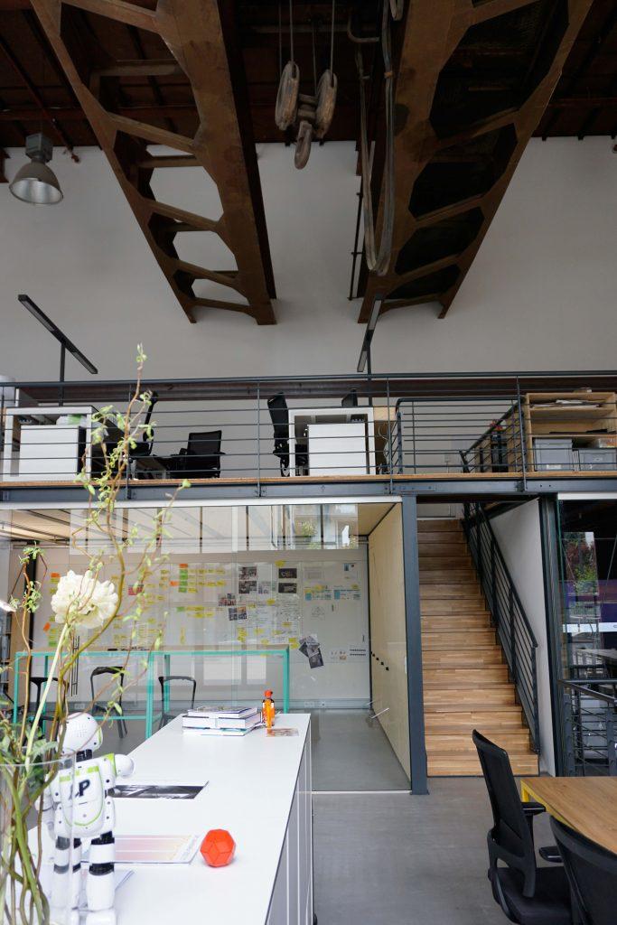 Industrial Design: Studiolife in our design studio in Cologne